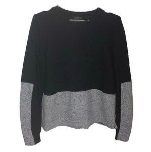 J Crew Cashmere Blend Sweater Large